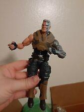 Marvel Legends Cable Juggernaut Baf Wave, Loose Action Figure.