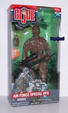 """G.I. Joe Air Force Special Ops With Light Up Scope 12"""" Action Figure Hasbro 2000"""