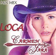 Carmen Jara Mix Mex CD New Nuevo Sealed