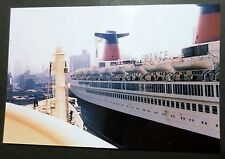 ss France . French Line Transatlantic Ocean Liner Cruise Ship Boat Michelangelo