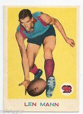 1964 Scanlens (24) Len MANN Melbourne