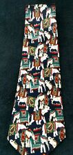 NEW!! Elephant Indian Animal Novelty Men's Necktie Neck Tie Sleeved