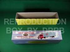Dinky #948 Tractor-Trailer 'McLean' - Reproduction Box by DRRB