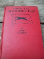 Under the Black Horse Flag with notes and paper from the family about incorrect