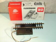 FLEISCHMANN  ( 6012 ) DECROCHE WAGON  ELECTRIQUE RAILS LAITON EN BOITE HO