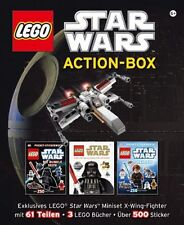 LEGO Star Wars Action-Box mit X-Wing Fighter