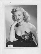 Dagmar busty VINTAGE Photo from NBC