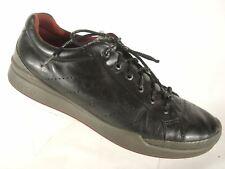 Ecco Biom Yak Hydromax Spikeless Golf Shoes US 11 11.5 Eu 45 Black Gray Leather