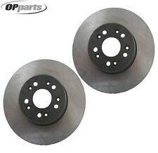 2 Front Mercedes Benz W140 S320 S350 S420 S500 Brake Rotors 40533017 OPparts