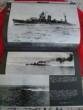 IJN Light Cruisers AGANO & OYODO Japanese Navy Vintage MARU SPECIAL Book Vol 5