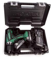 Hitachi 18V Combi Hammer Drill 2 X2.5AH  Li-Ion Batteries DV18DGAL XMS17HIT18V