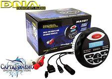 DNA MARINE BLUETOOTH USB / MP3 AUDIO PLAYER AM / FM WATERPROOF BOAT RADIO  MA3BT