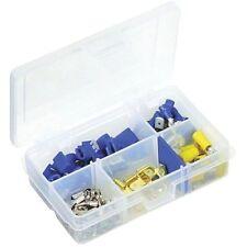 5 Pack Utility Storage Parts Box Organizers