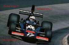 Jean-pierre jarier u ombre allemande DN5 grand prix 1975 photo