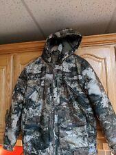 Cabelas Med Extreme Cold Weather Parka O2 Octane Jacket Insulated Goretex Parka