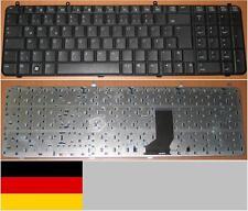 CLAVIER QWERTZ ALLEMAND HP DV9000 9000 DV9100 Series AEAT5G00110 438416-041 Noir