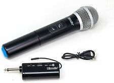 Hisonic HS426 Wireless Handheld Microphone with Rechargeable Bluetooth Receiver