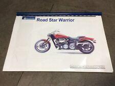 yamaha road star warrior manual