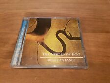 DEAD CAN DANCE THE SERPENTS EGG CD RUSSIAN RELEASE