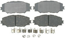 ACDelco 14D1210CH Front Ceramic Brake Pads