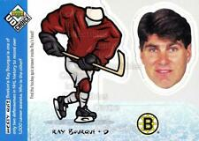 1998-99 UD Choice Bobbing Head #3 Ray Bourque