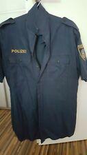 Polizei - Police - Gendarmerie - Politie - Politi - Polis - Kurzarmhemd