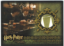 Harry Potter Chamber of Secrets COS Prop Card P10 Christmas Crackers #041/240