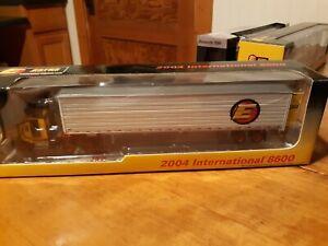 DCP 1ST GEAR 2004 ESTES INTERNATIONAL 8600 W/53' VAN TRAILER ! MINT IN BOX !!
