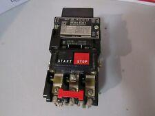 Square D Class 8536 Type SCG 3 Series A FORM S 380/460/575 V 10 HP NEMA Size 1