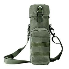 Military Outdoor Tactical Molle Camping Hiking Water Bottle Bag Pouch Hiking
