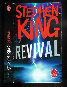 "Stephen King : Revival - N° 34406 "" Editions Le Livre de Poche """