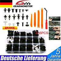 435 x Auto Niete Clip Sortiment Türverkleidung für PKW KFZ Werkstattbedarf Set ※
