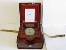 Poljot Chronometer Vintage USSR Russian Navy Marine Ship/Boat Submarine Clock