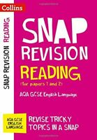 Collins GCSE - Reading (for papers 1 and 2): AQA GCSE English Language