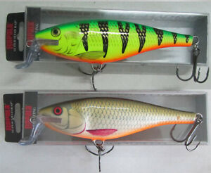 RAPALA SUPER SHAD RAP SSR14 / 2 colors