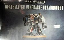 Warhammer 40K Space Marine DEATHWATCH VENERABLE DREADNOUGHT New Sealed