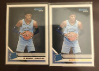 2019-20 JA Morant Donruss RATED ROOKIE - 2-card Base Lot - ROY!