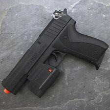 UKARMS SPRING AIRSOFT PISTOL HAND GUN LIGHT LASER SIGHT AIR w/ 6mm BBs BB