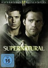 Supernatural Staffel 11 NEU OVP 6 DVDs