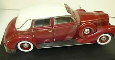 1/18 1937 Lincoln Touring Cabriolet, missing some small parts