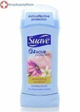 Suave 24hr Protection Antiperspirant - Deodorant Invisible Solid,2.6 oz