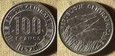 Chad : 1971 100 Fr  BU  Luster  #2   IR7364