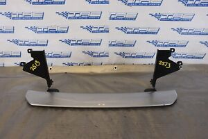 2017 SUBARU WRX STI SEDAN EJ257 REAR BUMPER UNDER LIP DIFFUSER *SCRATCH* #2513
