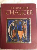 Houghton (1987)- THE RIVERSIDE CHAUCER 3rd Ed, BENSON Ed.