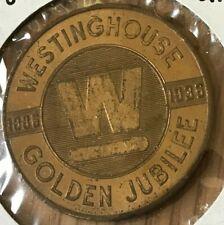 1936 Westinghouse Refrigerator Token