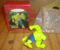 Hallmark Christmas Keepsake Ornament Incredible Hulk Marvel comics 1997