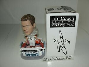 "Tim Couch #2 Cleveland Browns Stadium Bobblehead 2002 McDonalds Promo AMP 6.5"""