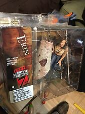 McFarlane Texas Chainsaw Massacre Movie Maniacs Series 7 ERIN action figure