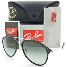 NEW Rayban Aviator sunglasses RB4298 601 71 Black Green Gradient AUTHENTIC  4298 adecebe1ca