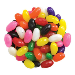 JELLY BEANS LARGE - 1/4 LB to 10 LB Bags - BULK - FRESH - Best Price SHIPS FREE